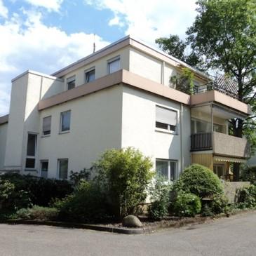 VERKAUFT!! Gut geschnittene 3-Zimmer-Wohnung mit Balkon in Baden-Baden