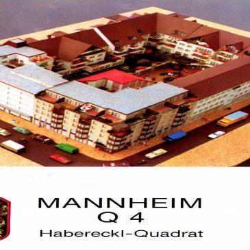 Mannheim Q4, 18 – Kapitalanlage, große und vermietete 5Zimmer Wohnung mit ca. 144m² und 3 TG Stellplätzen
