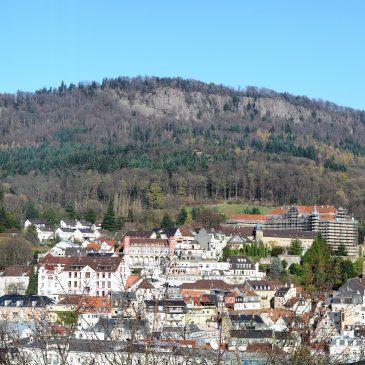 Baugrundstück Baden-Baden Ebersteinburg für Mehrfamilienhaus, Doppel-/Einfamilienhäuser geeignet auch als Renditeobjekt mit Fertigstellung möglich