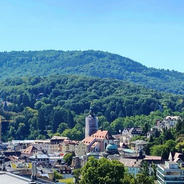 Schöne Aussichten am Annaberg in Baden-Baden – große Eigentumswohnung mit 172m² in bester Lage