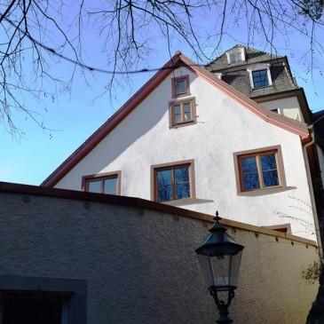 Historisches Stadthaus in der Baden-Badener Altstadt – saniert 2015!