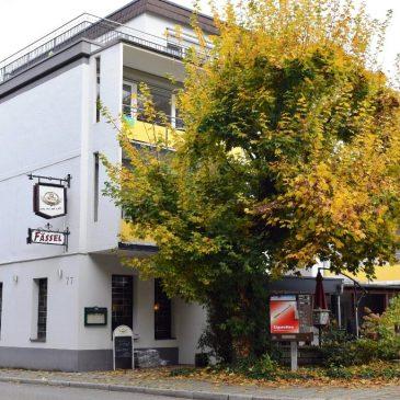 """Gasthaus zum """"FÄSSEL"""" Gaststätte im Teileigentum in zentraler Innenstadtlage von Baden-Baden"""