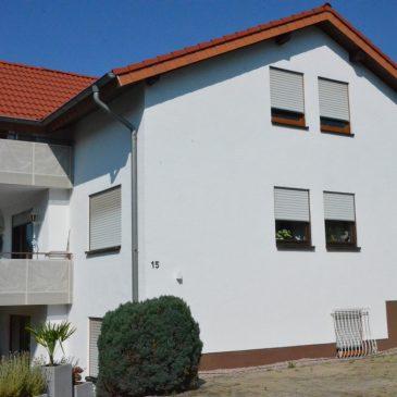 *VERKAUFT*Helle und geräumige 3 Zimmer Eigentumswohnung EG mit großem sonnigen Balkon und Garage in Bestlage von Ottenau
