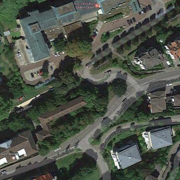 2 Wohnungen – 3 Zimmerwohnung und 1 Zimmerwohnung im Herzen von Baden-Baden gegenüber der Caracalla Therme – Sanierungsbedarf