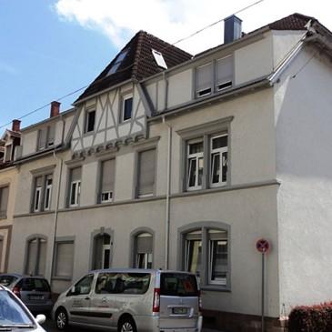 *nicht mehr verfügbar* Maisonette-Wohnung mit Garage in der Nähe vom Freibad!