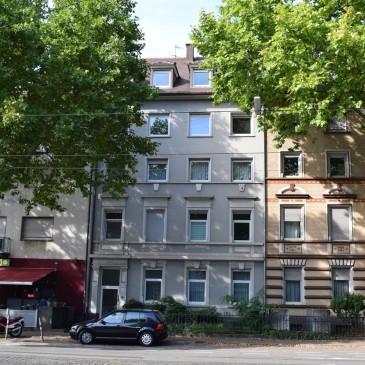 VERKAUFT!! Gepflegtes Mehrfamilienhaus in zentraler Lage von KA-Mühlburg