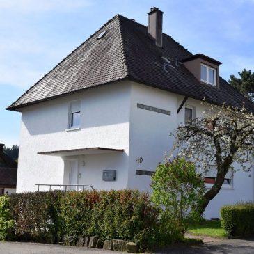 *nicht mehr verfügbar* Großes 3-Familienhaus in Halbhöhenlage von Gaggenau mit Sonnenterasse und Garage!