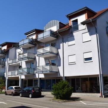 VERKAUFT!! Sonnige 3 Zimmer Maisonettewohnung mit Balkon und Tiefgaragenplatz
