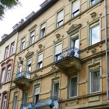 VERKAUFT!! 9-Familienhaus in der Oststadt